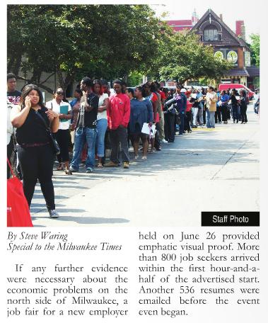 Milwaukee Times Article